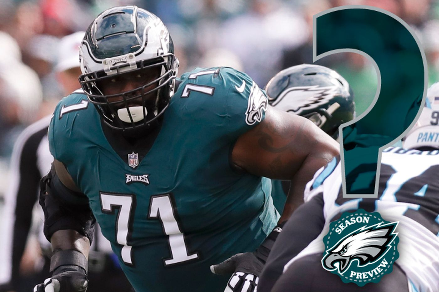 What is the Eagles' area of greatest strength?