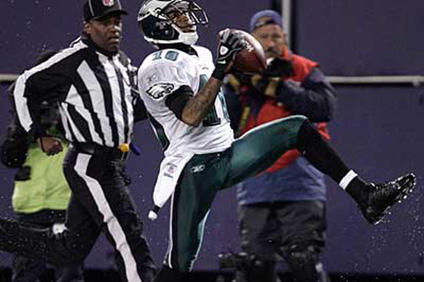 Gonzo: DeSean Jackson outruns Philly and NFL peers