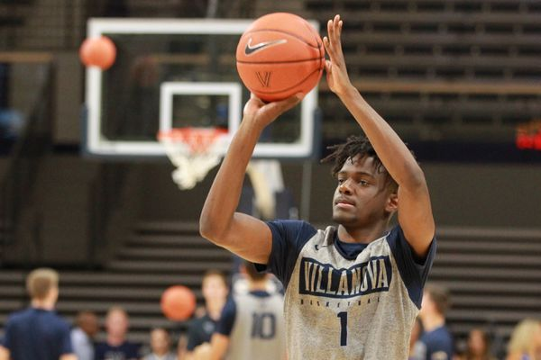 Bryan Antoine, highly regarded freshman guard, cleared to begin practice at Villanova
