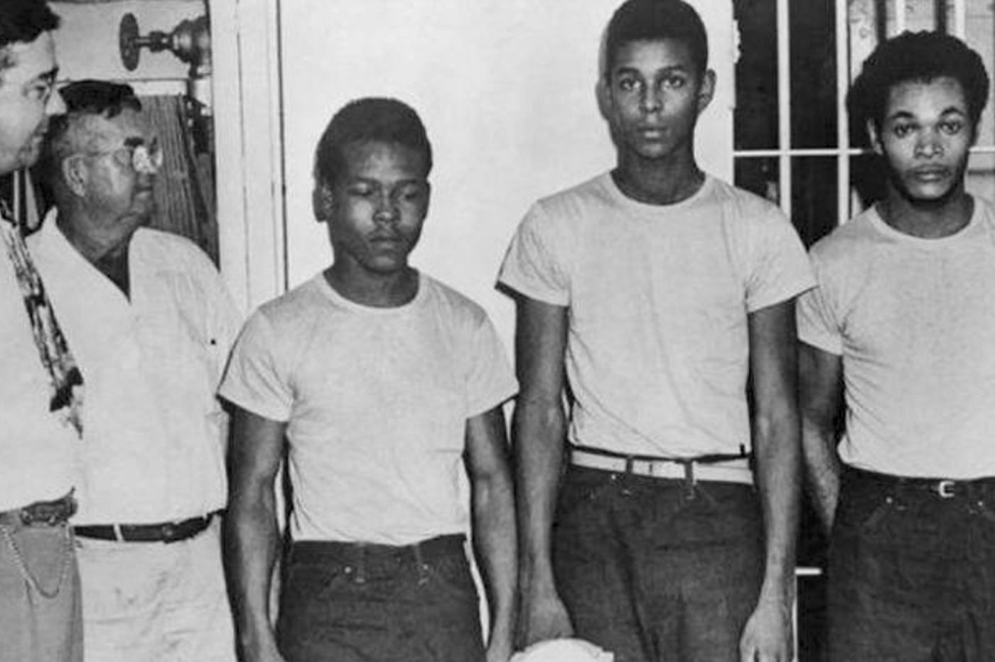 Florida pardons 4 black men accused of 1949 rape