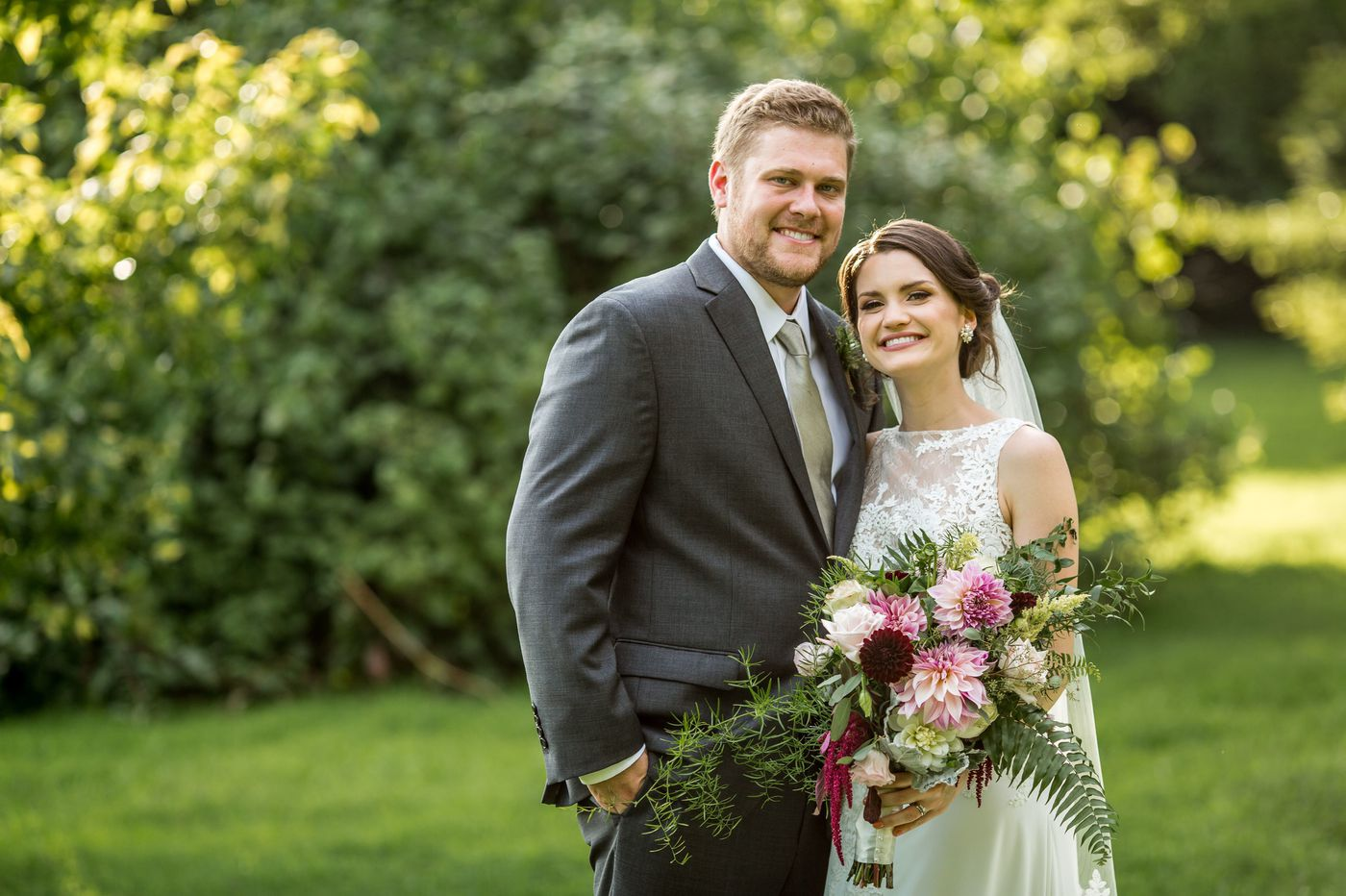 Philadelphia weddings: Jill Tatios and Jack Fritz
