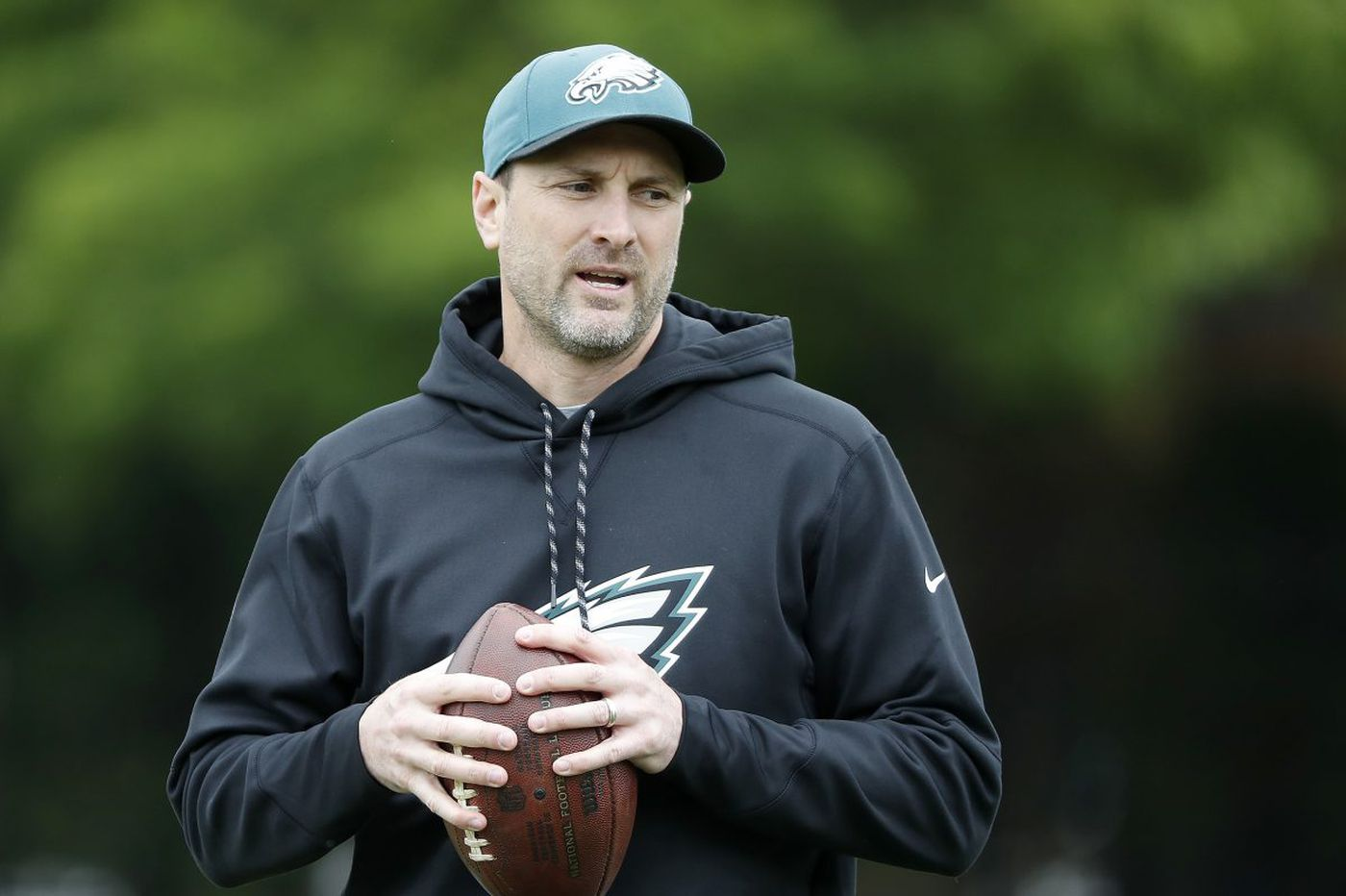 Source: Eagles to promote Mike Groh to offensive coordinator