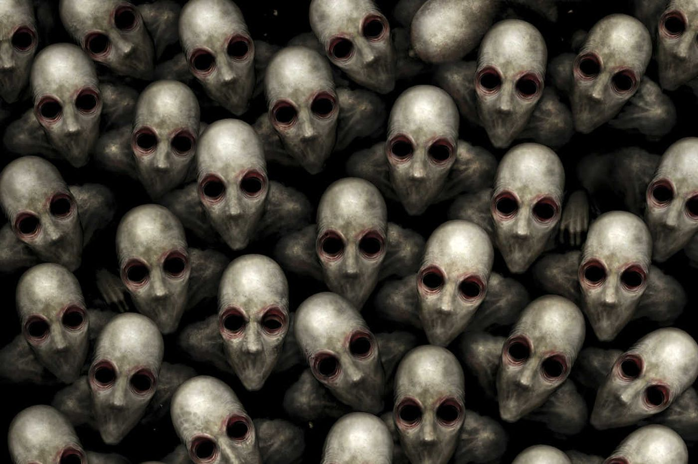 'Book of the Undead': A millennium of creepy tales