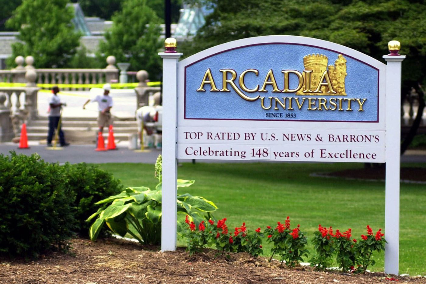 Leadership turnover continues at Arcadia