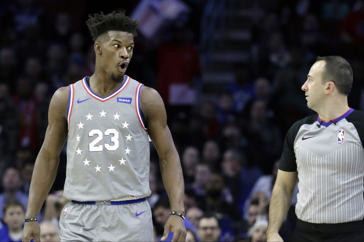 Sixers podcast: Jimmy Butler shows he's a great fit