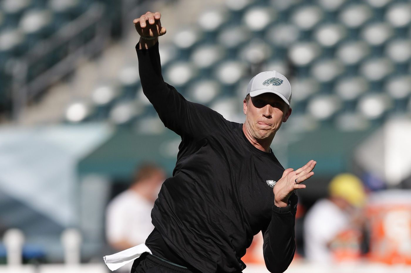 eba985641b4 Which Nick Foles will show up on Thursday? | Early Birds