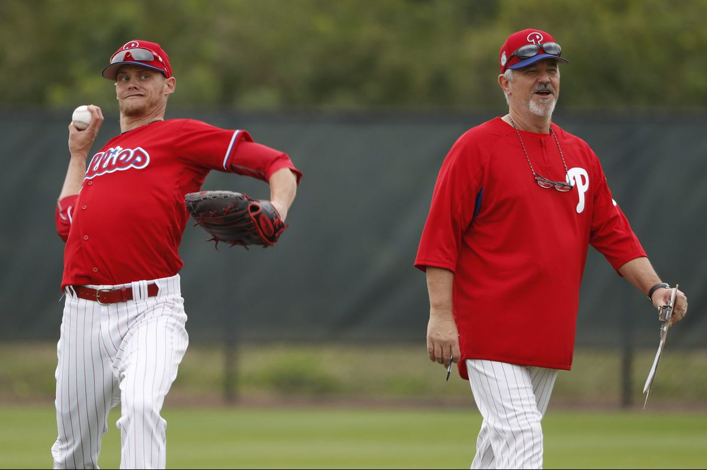 Phillies hire Rick Kranitz as pitching coach