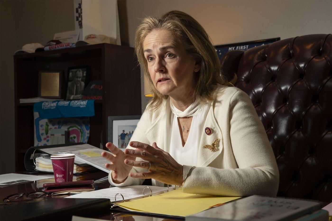 Another congresswoman from Pa. endorses Joe Biden for president