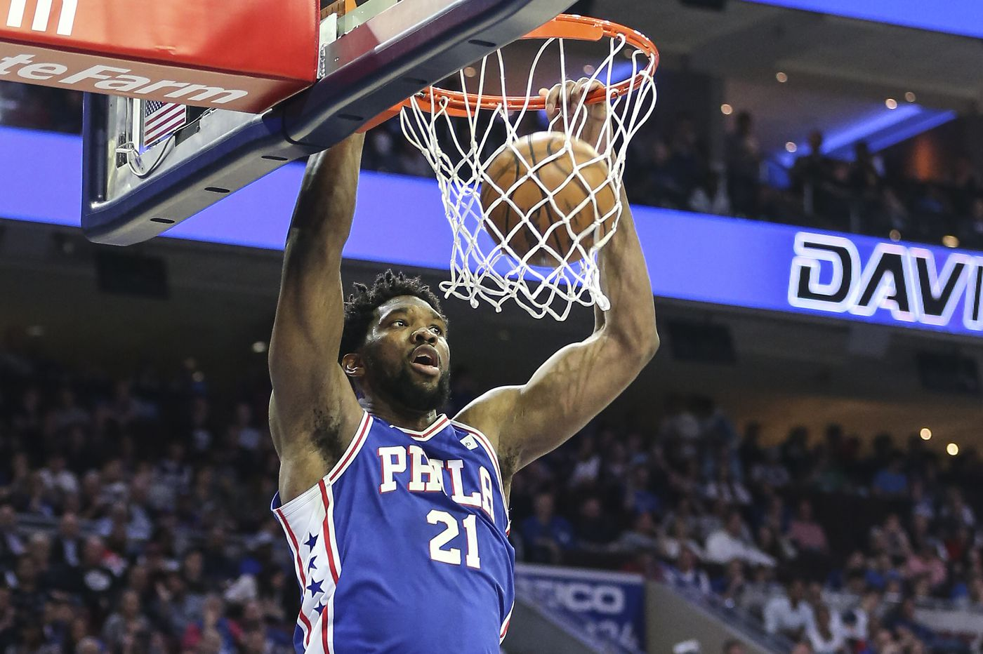 Sixers close out Nets in first-round playoff series, advance to Eastern Conference semifinals against Raptors