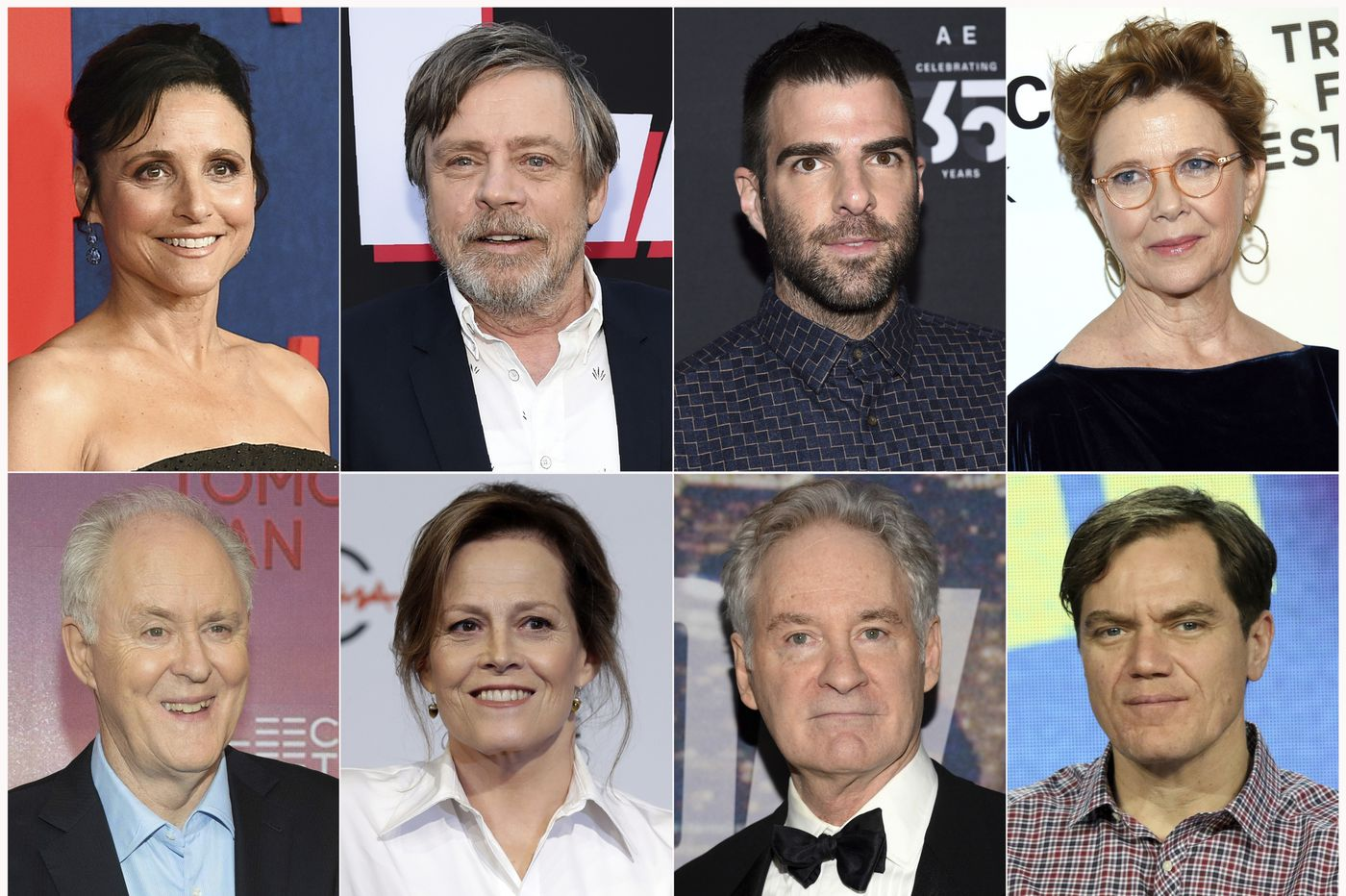Lithgow, Bening, and more stars perform Mueller report