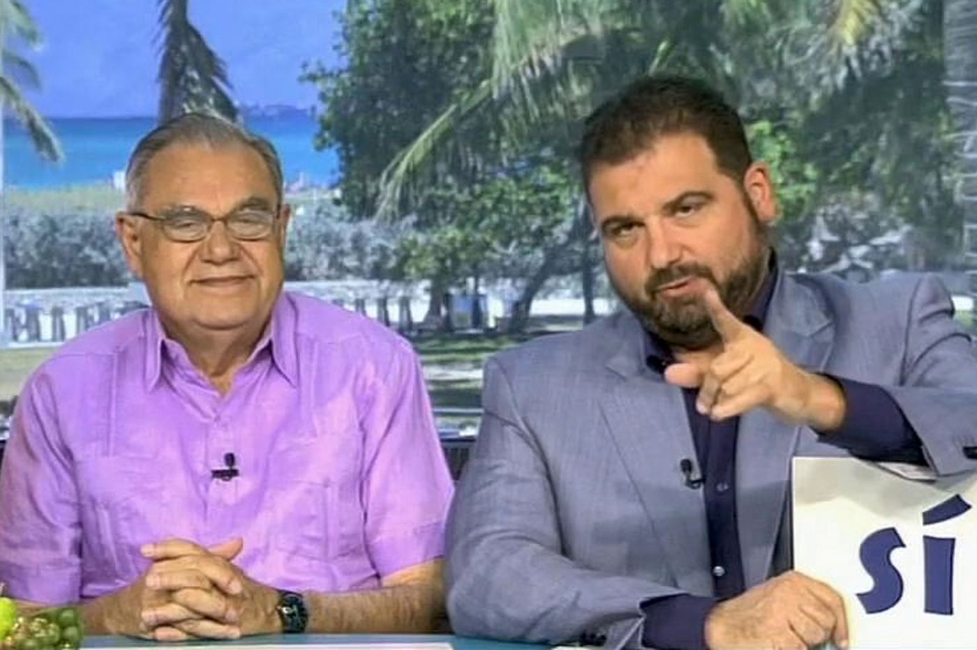 ESPN's Dan Le Batard off the radio following comments about Trump. But he'll still be on TV.