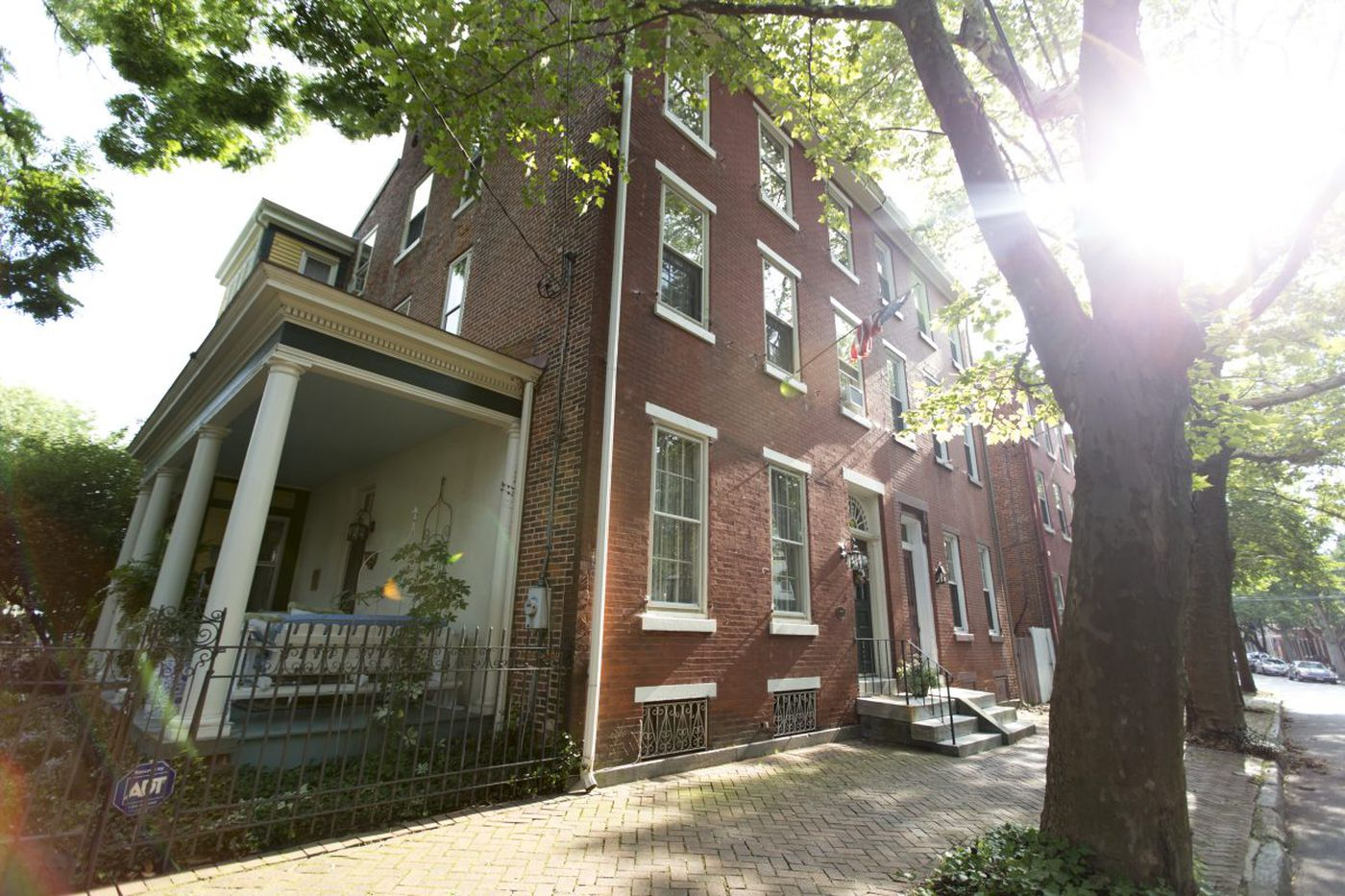 Determined lawyer gives new life to Burlington City home