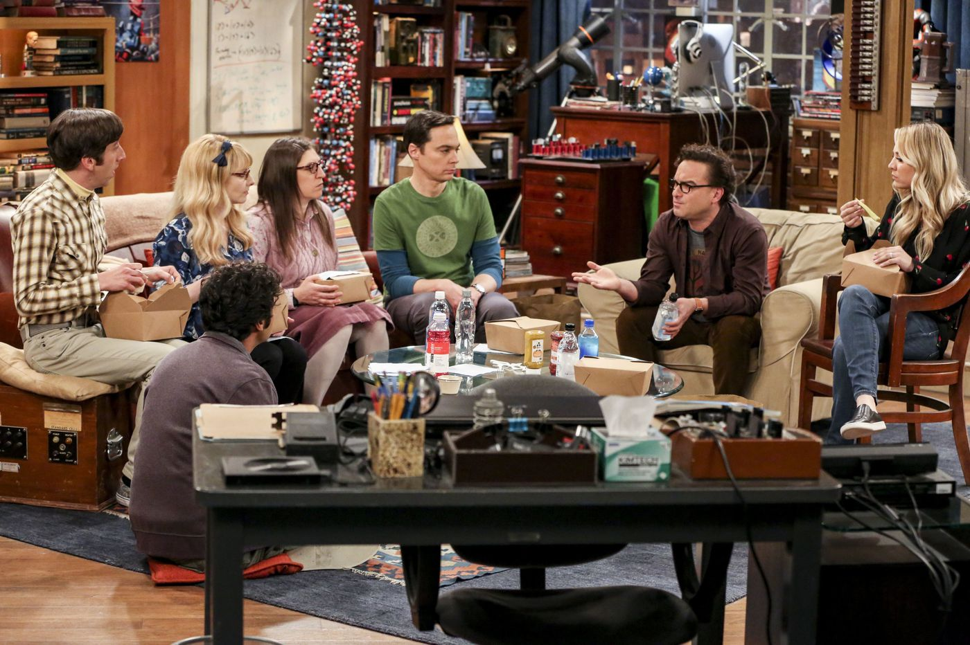 TV picks: 'Big Bang Theory' finale, 'Game of Thrones,' 'Catch-22,' and more