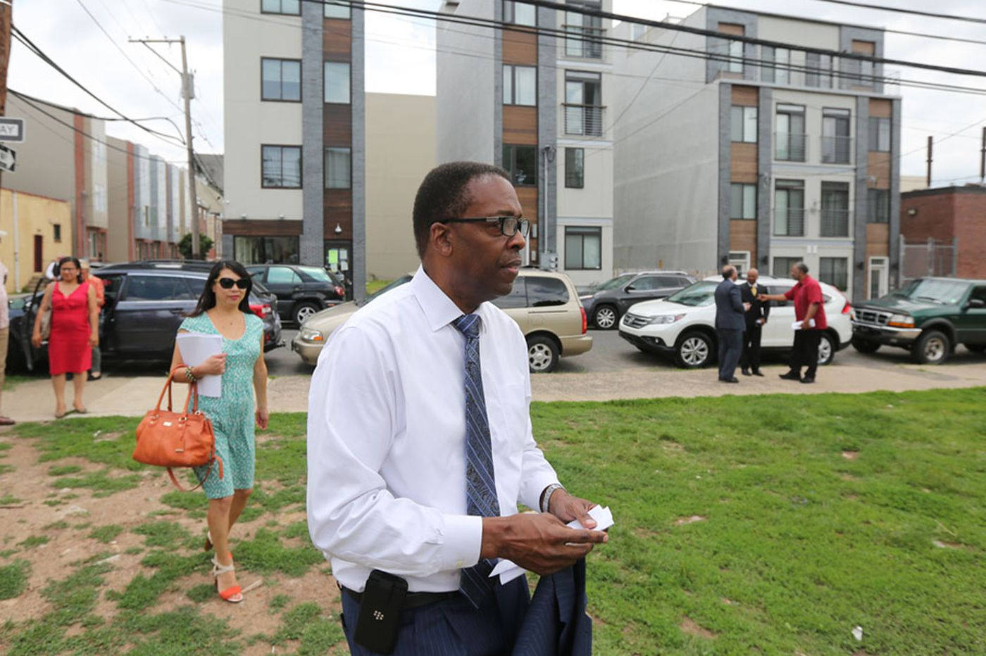 In burgeoning Francisville, a plan for 'workforce housing'