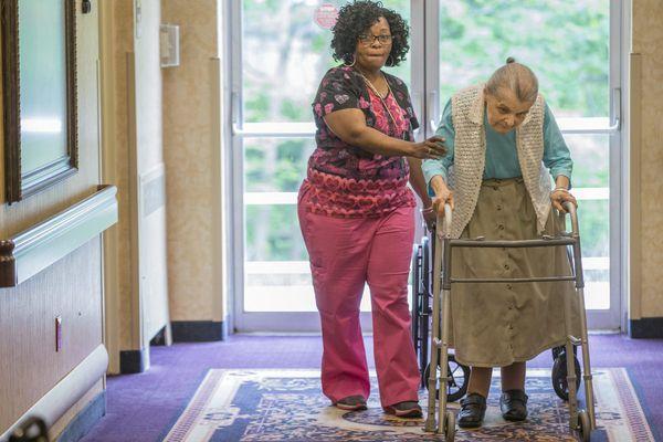The nursing gap in nursing homes