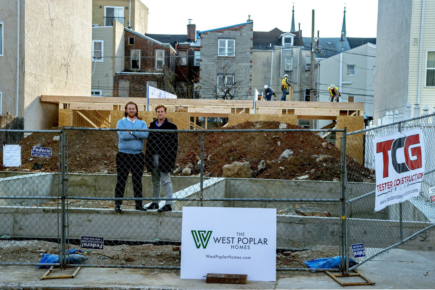 How two brothers are using the Land Bank to build homes working Philadelphians can afford