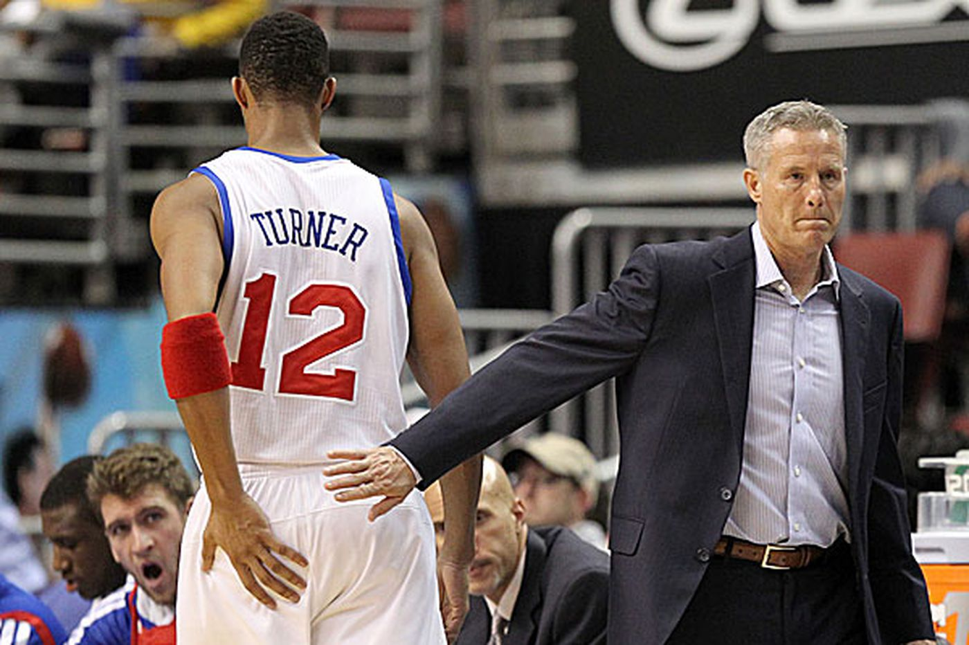 Sixers Notes: Brown's team is keeping it simple