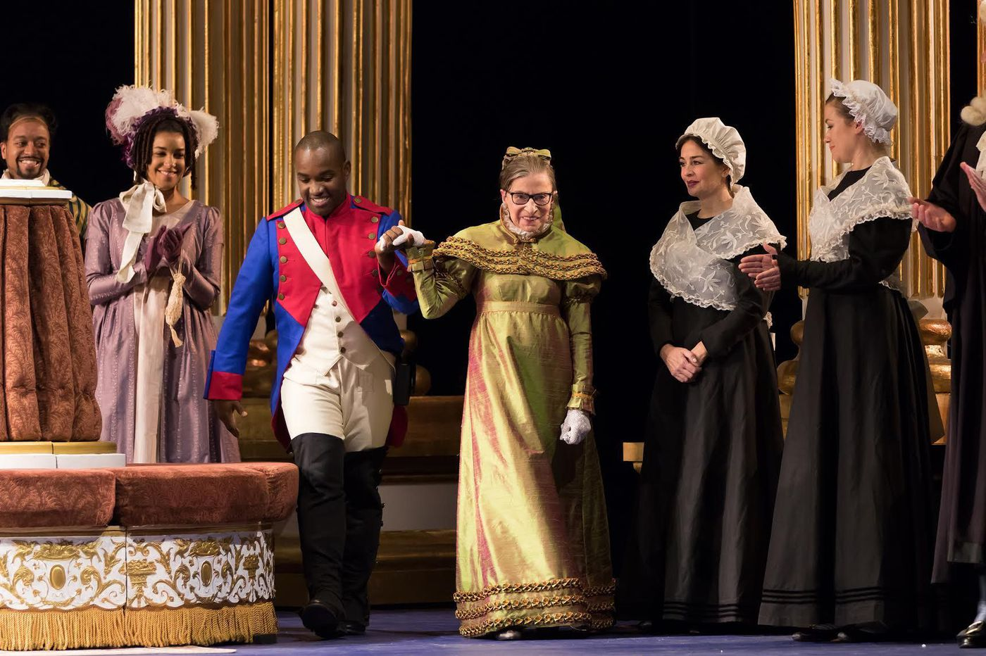 Philadelphia's opera community pours its love for Ruth Bader Ginsburg