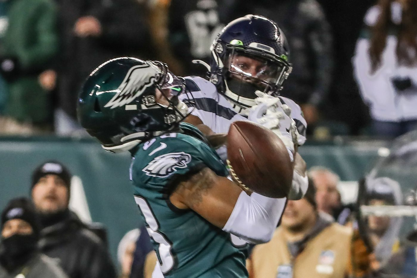 Eagles need to start getting it right at wide receiver. After blockbuster day, trade and free-agent options are slim. | David Murphy