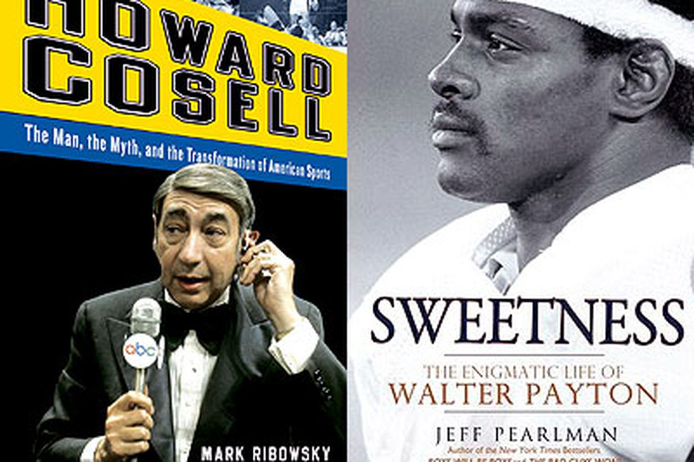 A year-end guide to the best sports books
