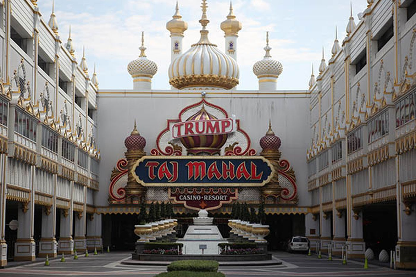 Taj Mahal seeks exit from union pension plan