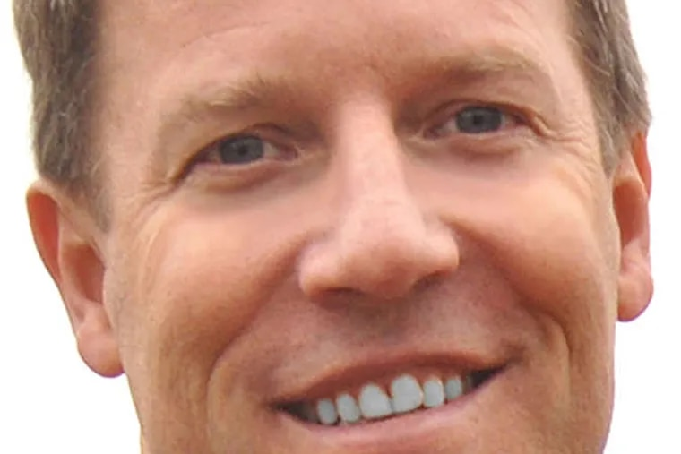 Michael Parrish, a businessman and former Army aviator from Malvern, plans to seek the Chester County-based seat held by Jim Gerlach, a Republican who is not seeking reelection. (File photo)