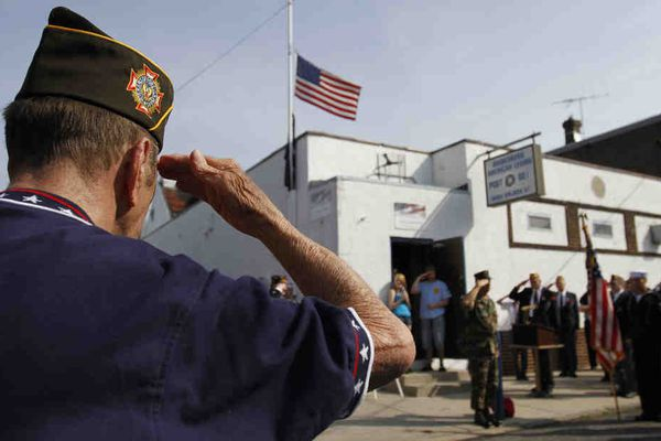 Bridesburg turns out for its annual Memorial Day Parade