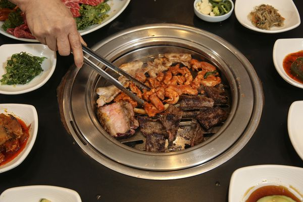 Seorabol review: With Korean BBQ kissed by charcoal, Olney original still the standard