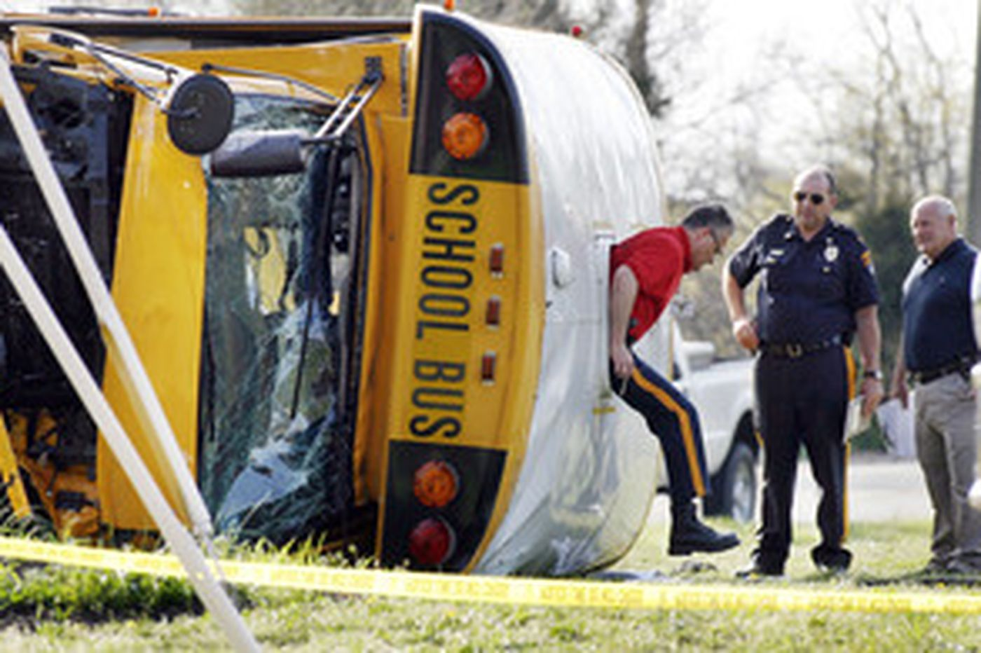 Gloucester County bus crash injures 7 students