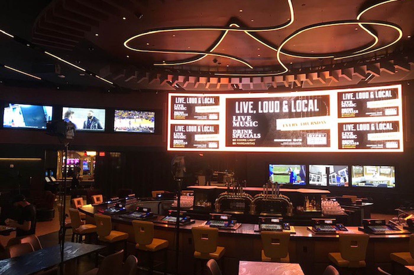 Borgata and Bally's take different approaches to new sportsbooks