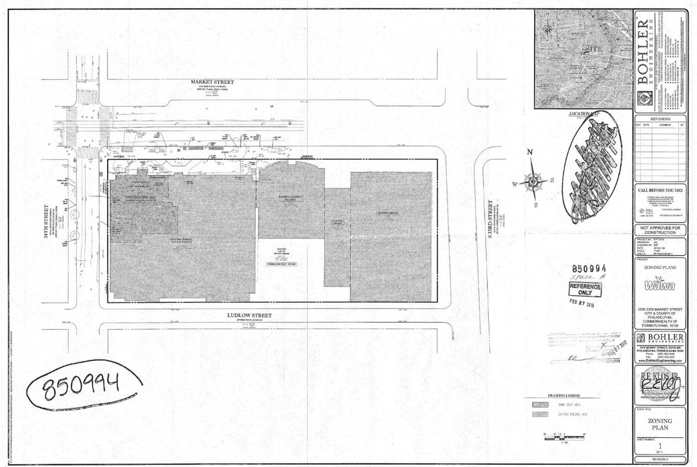 Wawa planned for Drexel's campus on