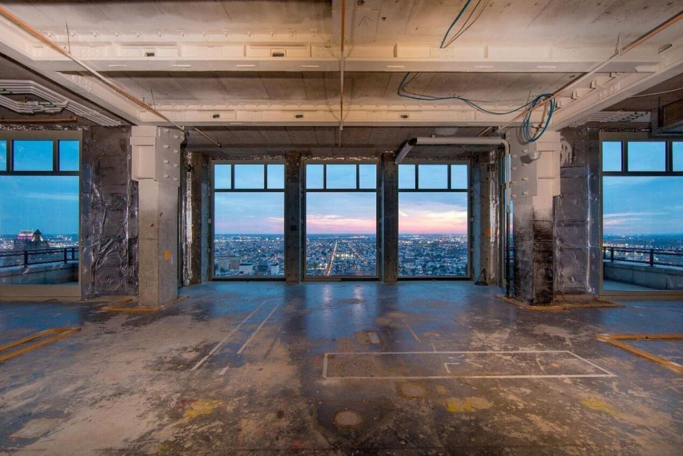 On the market: Philadelphia penthouses waiting for your personal imprint