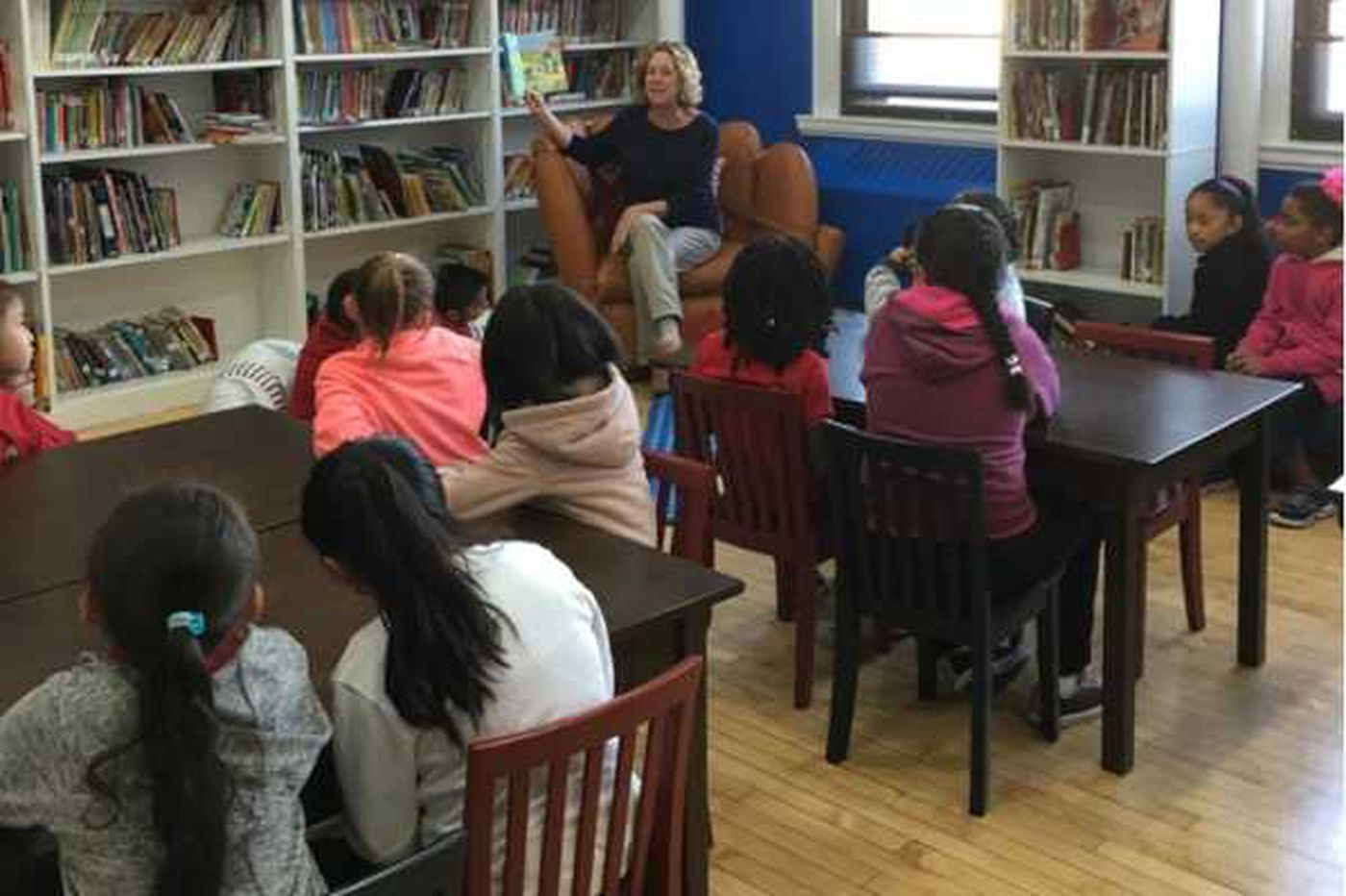 Commentary: Volunteers help keep library time in the lineup