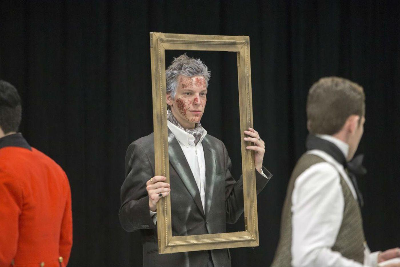 Villanova grad's 'Dorian Gray' chosen for off-Broadway run this week