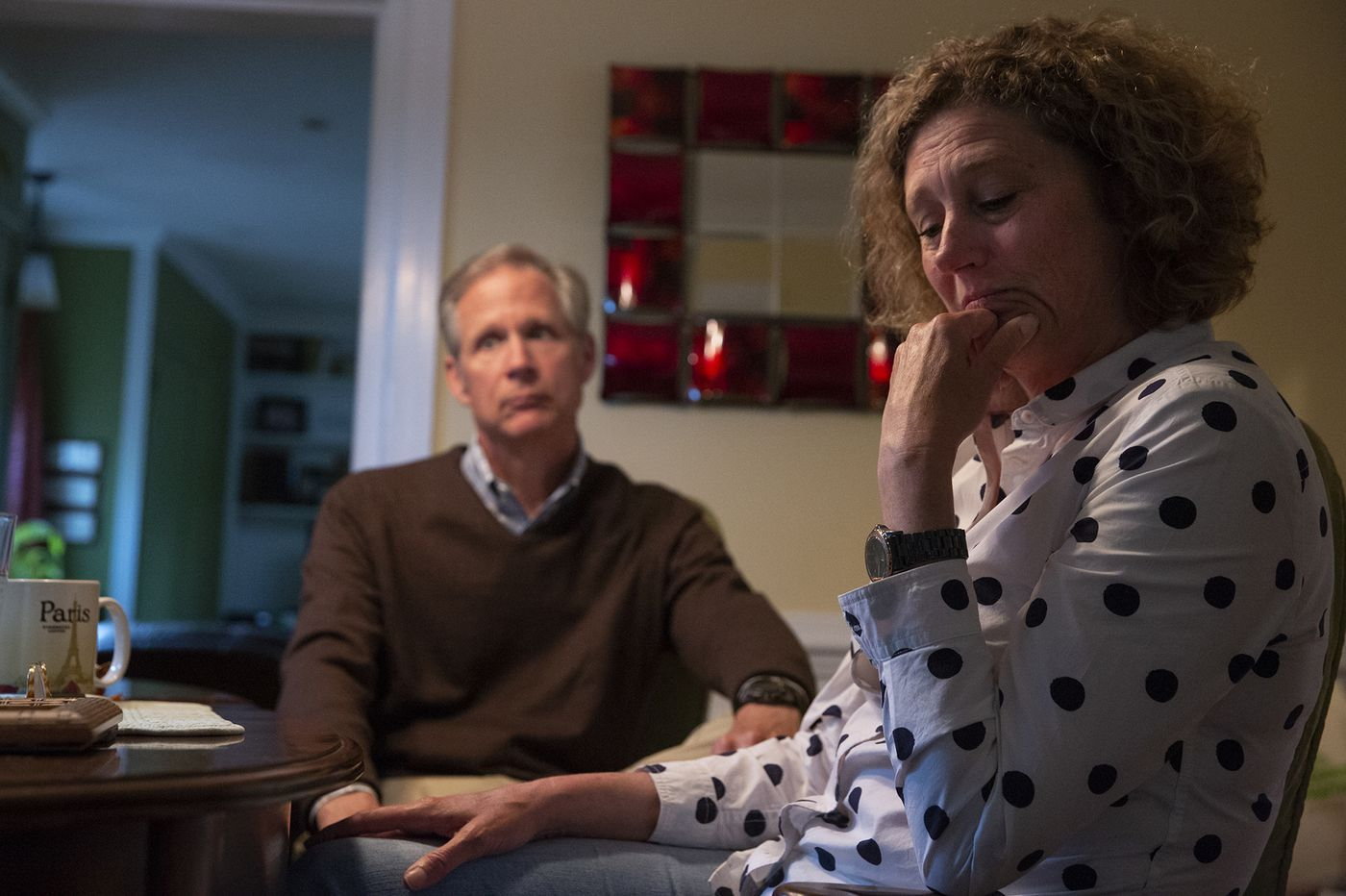 After losing their son to suicide, a Havertown couple seek to save others in their town. | Maria Panaritis