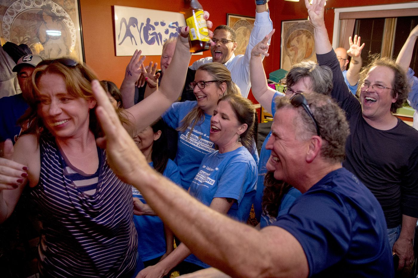 Progressives shake things up a bit inside Norcross-led Democratic party in South Jersey