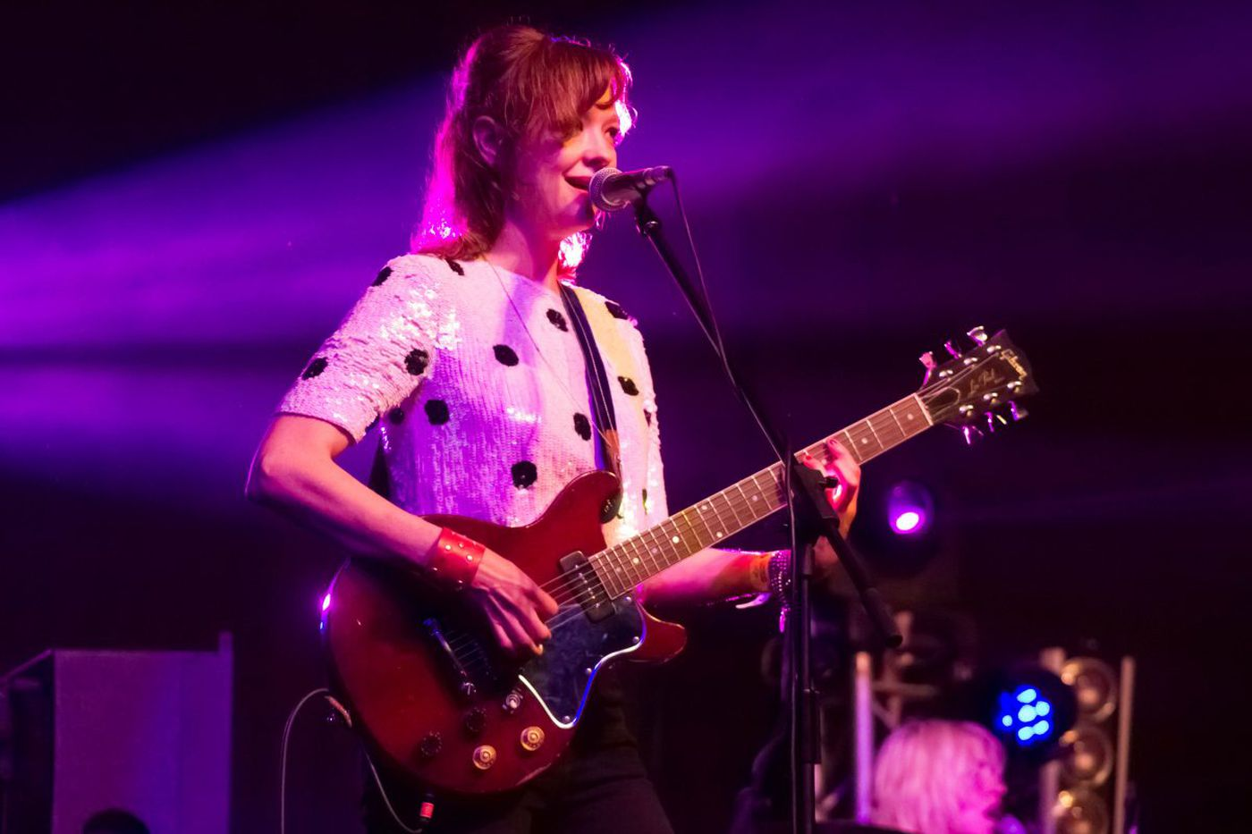 Mary Timony returns to the scene of her Helium high