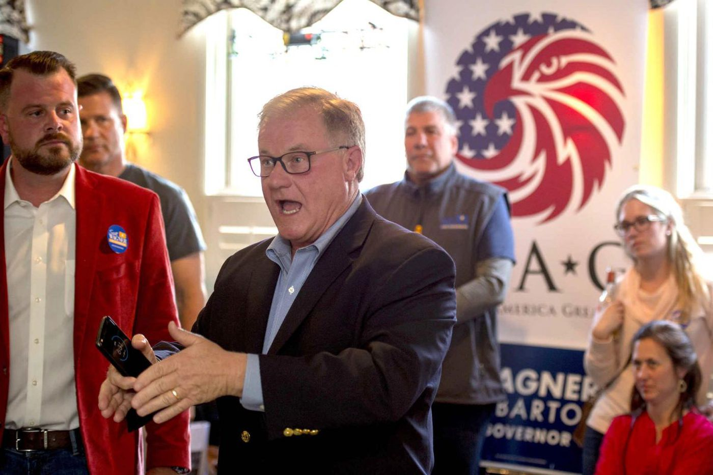 Scott Wagner wins Pa. Republican primary election for governor