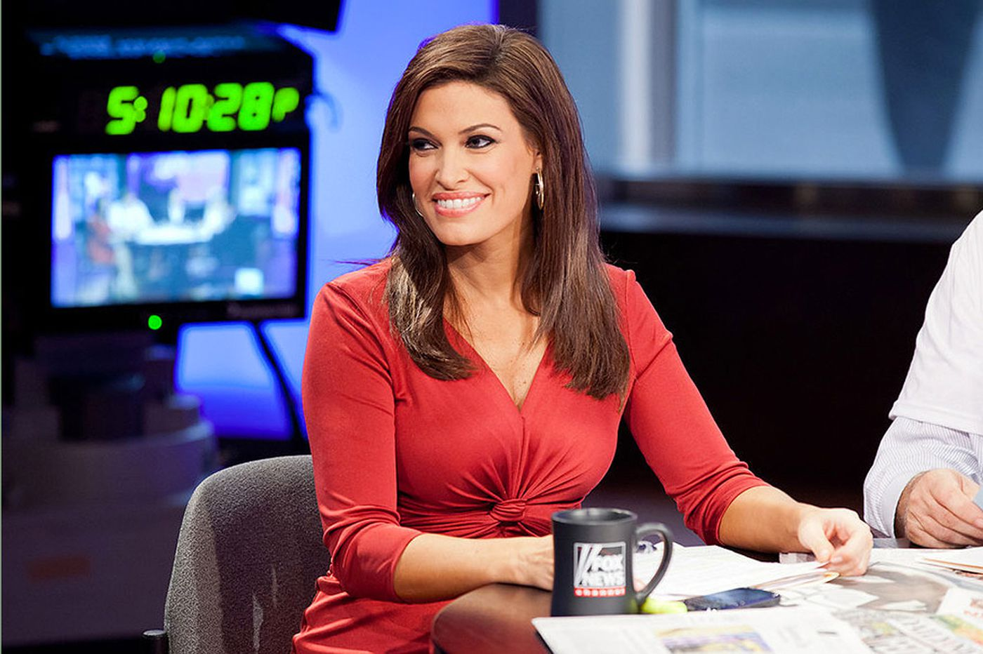 Kimberly Guilfoyle out at Fox News, hints at marrying Donald Trump Jr.