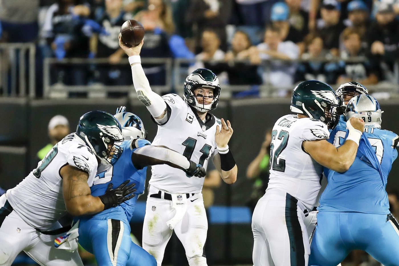 What to watch in Eagles-Panthers   Early Birds