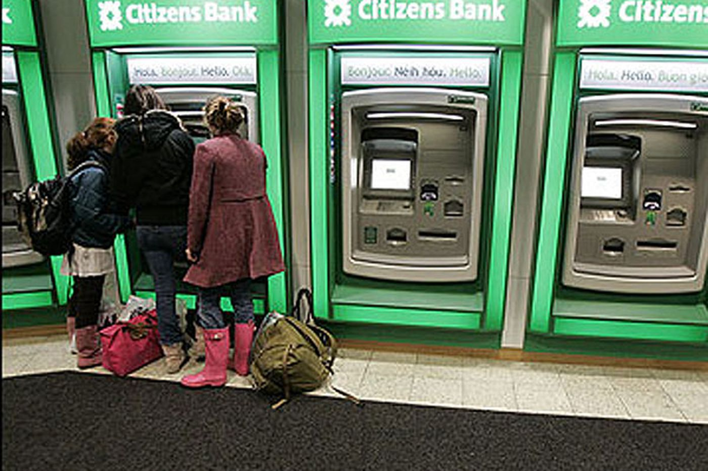 PhillyDeals: Is pressure on RBS holding back Citizens Bank in Philly?