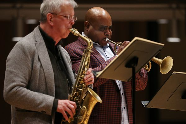 Meet the Philly Pops' newly appointed jazz man. (Temple students can vouch for his chops.)