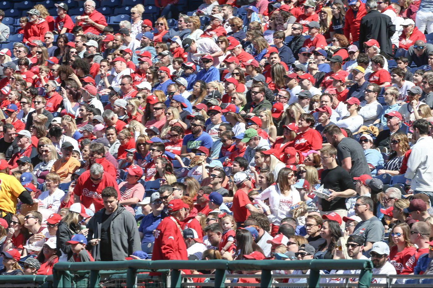 Phillies are far more improved than their attendance figures   Bob Brookover