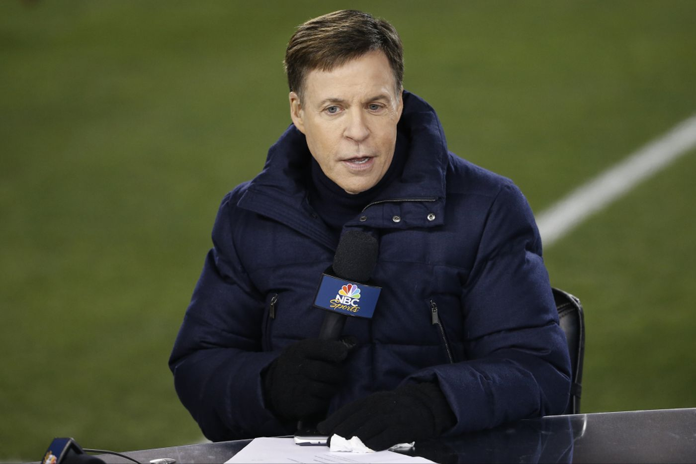 NBC's Bob Costas Is Reportedly Close To A Stunning Career Move