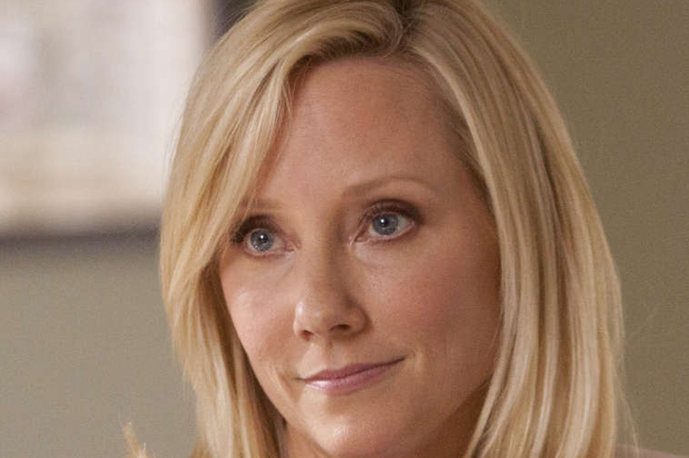 From booze to blessings: Heche as heavenly herald