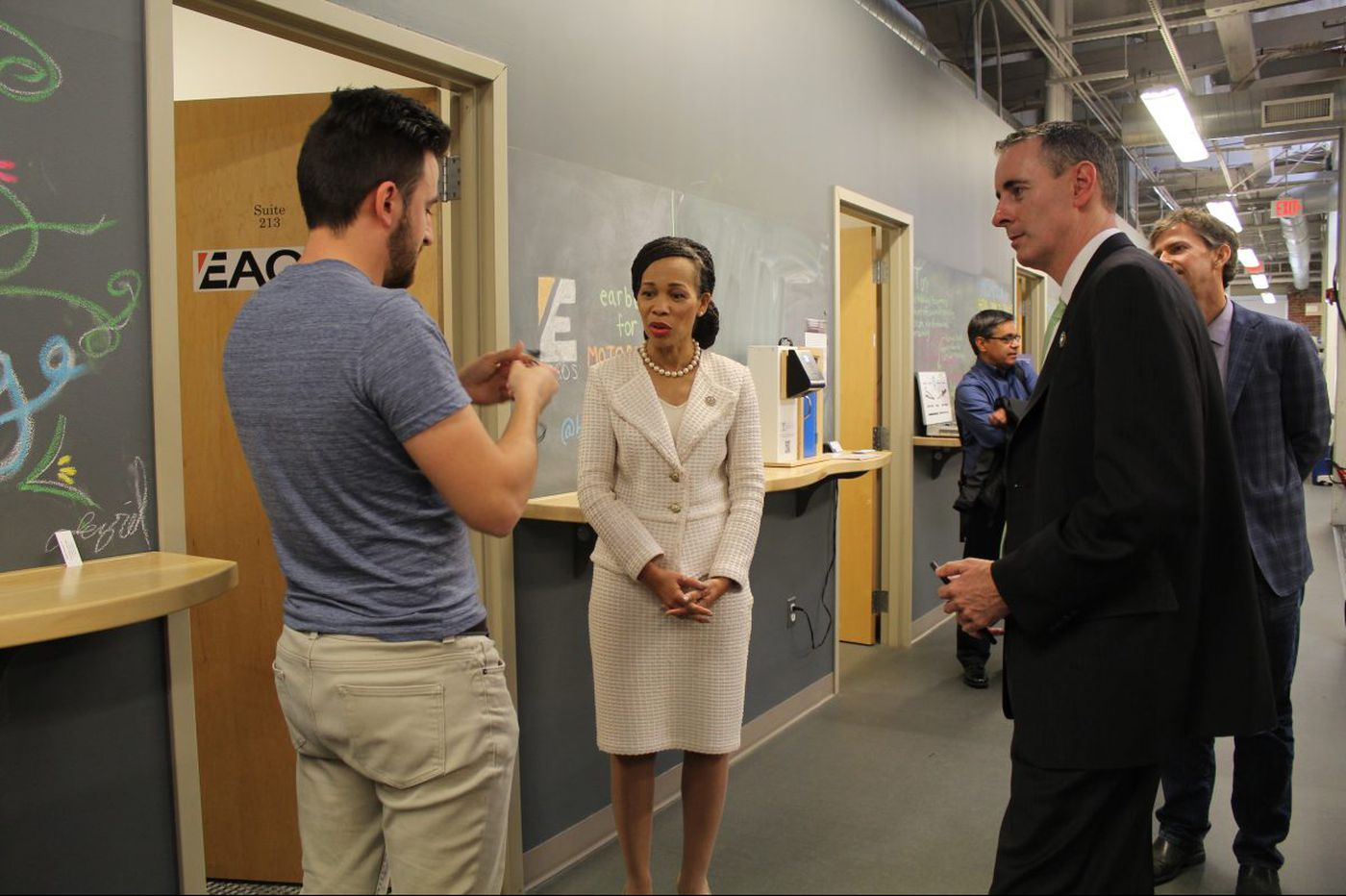 From Congress, a diverse pair boosts tech start-ups in S. Philly