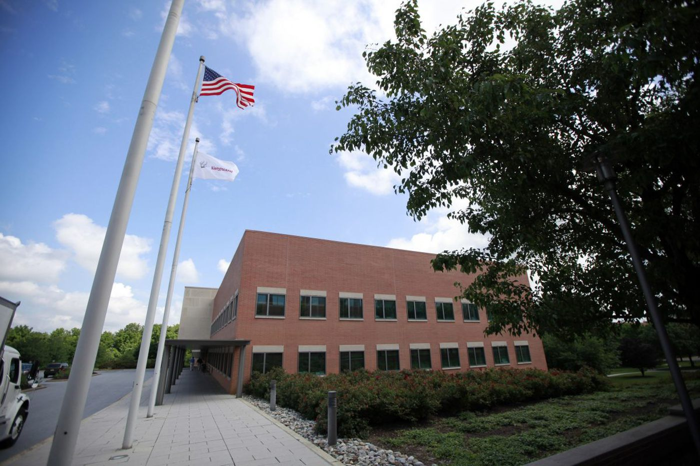 Liberty Property Trust aims to sell all suburban office holdings, including Vanguard space in Malvern
