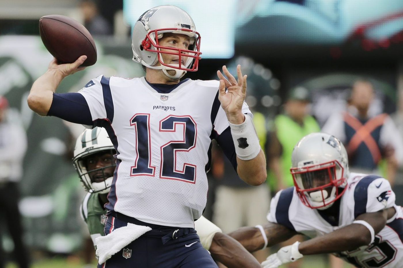 Ten reasons Vegas Vic loves the Patriots this week