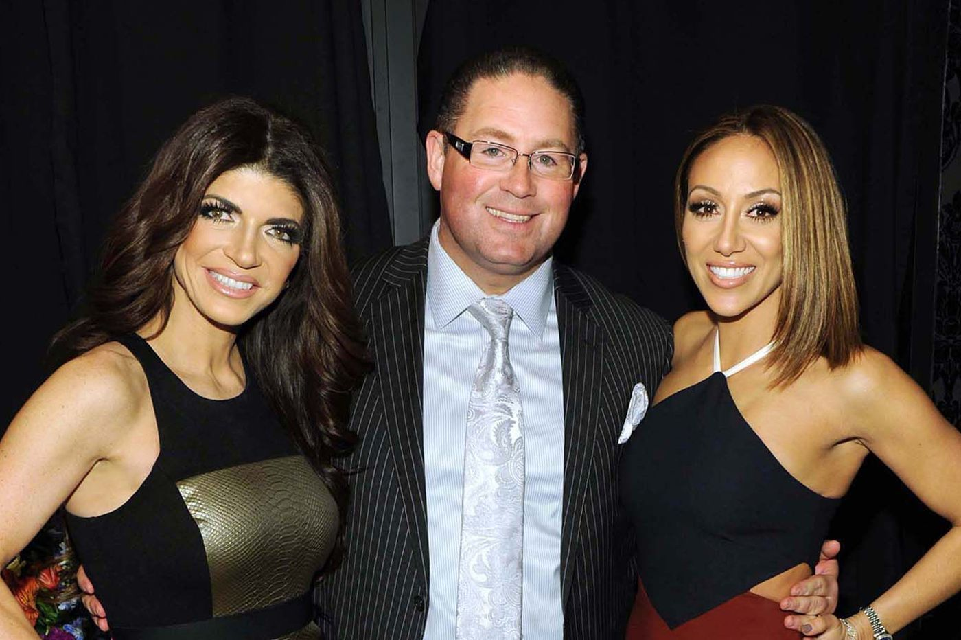 Teresa Giudice of 'Real Housewives of New Jersey' has needs. This Atlantic City lawyer is there to meet them.