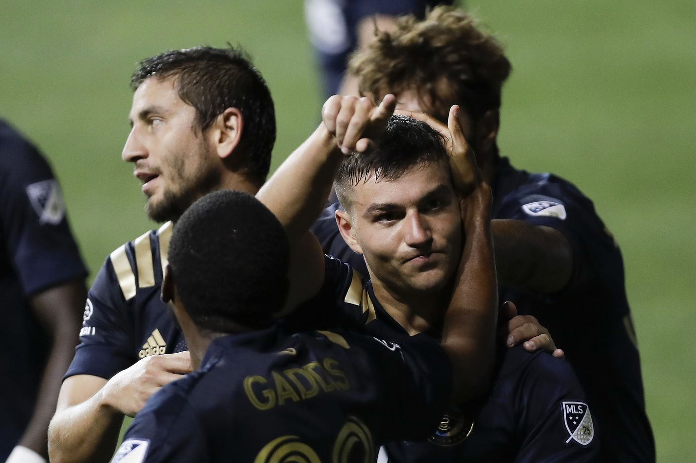 Anthony Fontana did more than just score in Union's win over New England